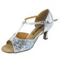 Silver Patent and Glitter-7050