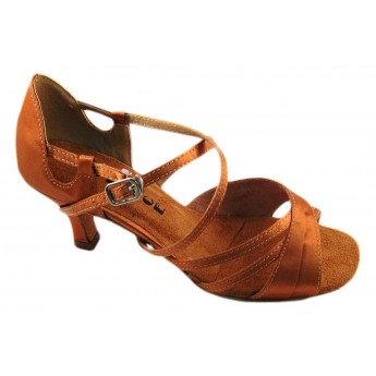 Brown Satin 168436