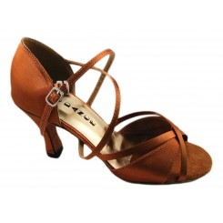 Brown Satin 174036