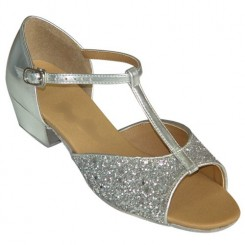 Silver Patent and Glitter-160902b